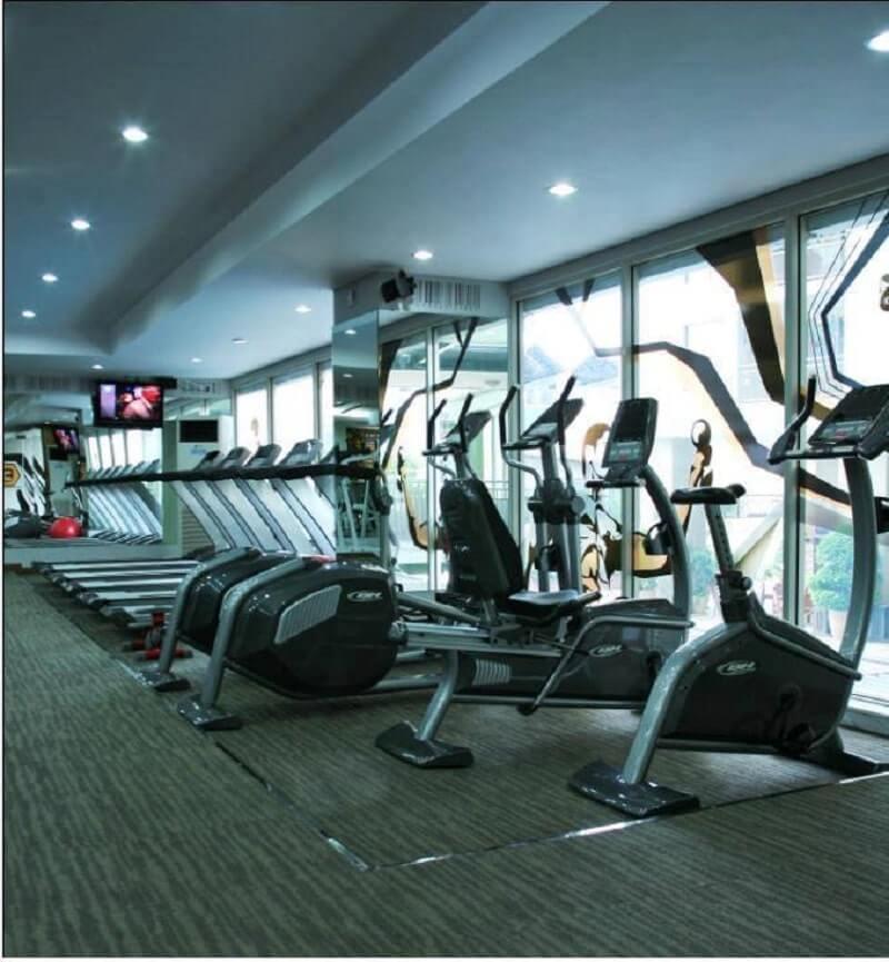 Đánh giá về phòng tập B - Fitness & Yoga Center