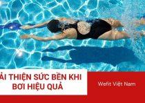 Cải Thiện Sức Bền Khi Bơi