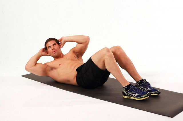 Các bài tập gym cho nam
