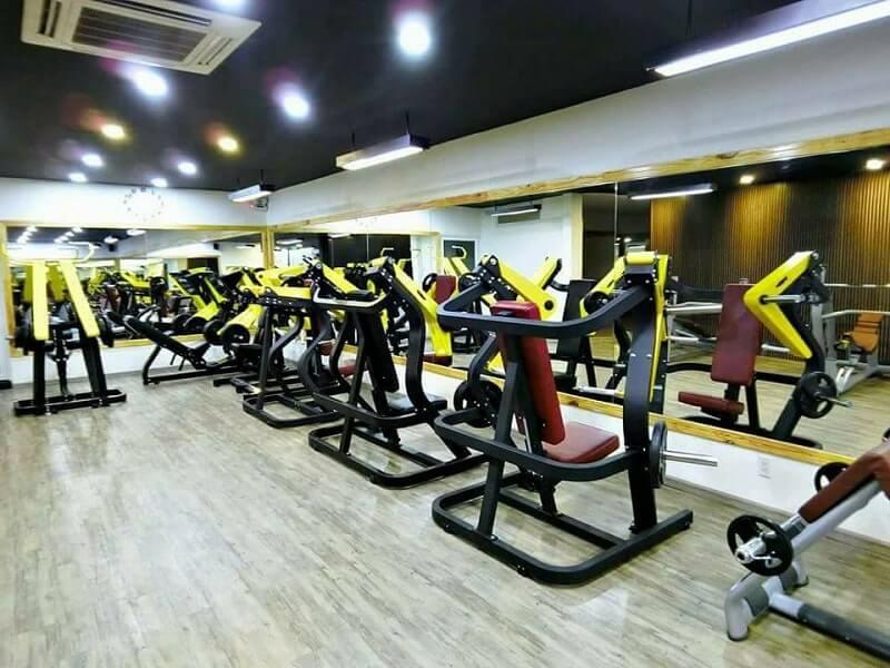 Dịch vụ phòng gym quận 5 phát triển mạnh mẽ