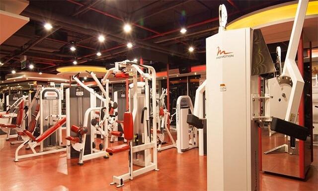 California Fitness & Yoga Center là cái tên khá nổi bật tại Hà Nội