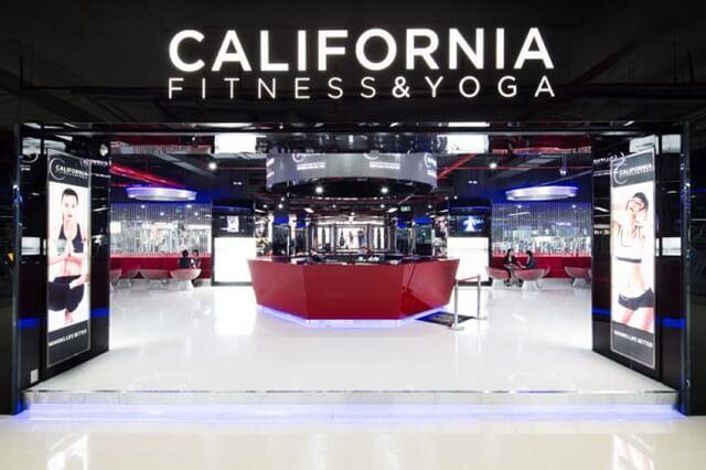 California Fitness & Yoga cũng được biết đến như là một hệ thống phòng tập chuyên nghiệp