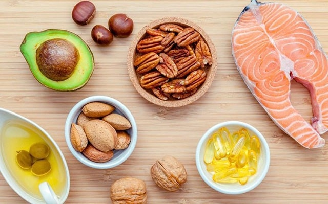 Chất béo có lợi cho sức khỏe