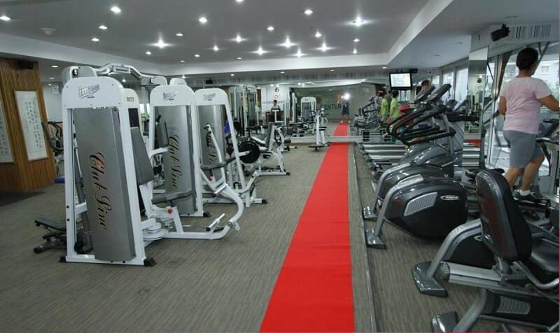 B - Fitness & Yoga Center