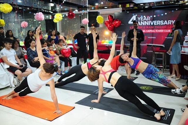 Danh sách huấn luyện viên tại California Fitness & Yoga toàn là những người đạt chứng nhận ngành nghề chuyên môn cao,