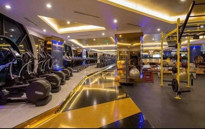 Phòng tập gym quận Phú Nhuận