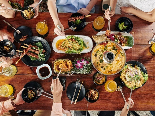 Cách làm chân thon nhờ ăn uống