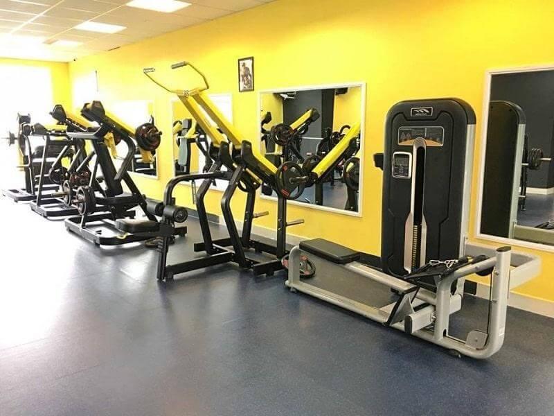 Hạn chế còn có ở phòng tập P Gym & Yoga