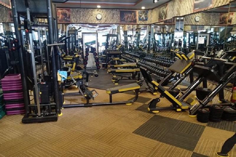 Hệ thống gym Tài Nguyên hiện có bao nhiêu cơ sở?
