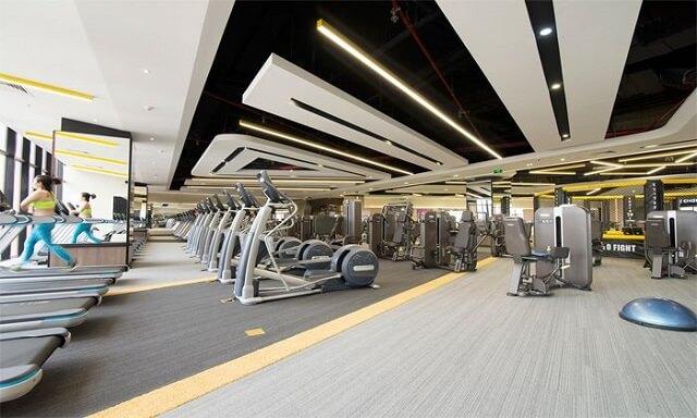 Hệ thống phòng Gym Elite Fitness - lựa chọn hàng đầu của bạn