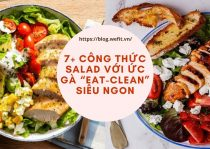 Công Thức Salad Với Ức Gà