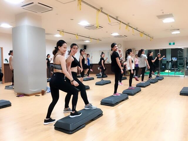 Phòng tập New Fitness & Yoga Center