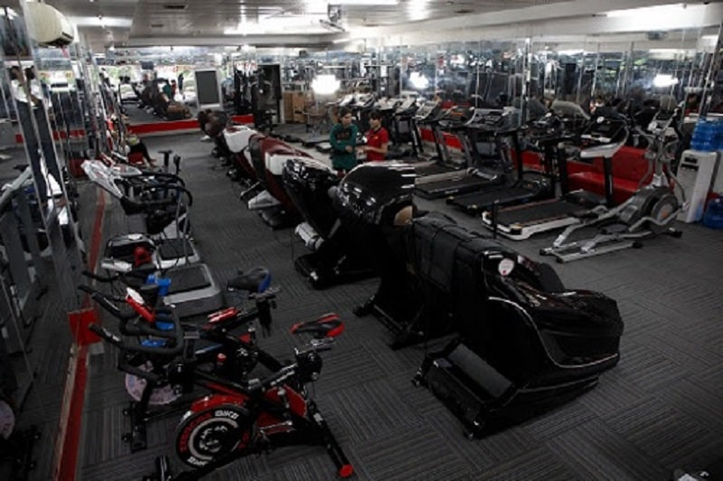 Kingsport Fitness Center Bình Thạnh