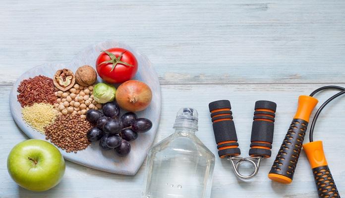 Nên ăn một bữa nhẹ trước khi tập gym
