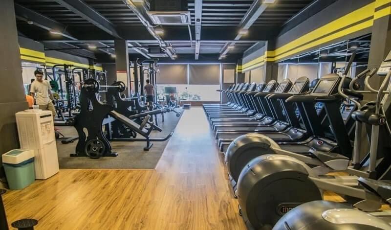 New Fitness & Yoga Center