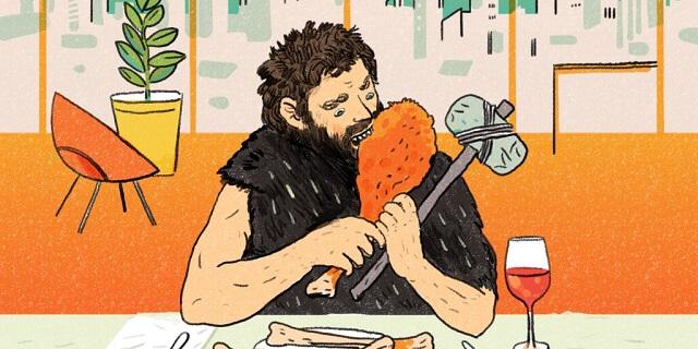 Những người mới làm quen mới Paleo Diet sẽ rất dễ cảm thấy mệt mỏi và khó chịu