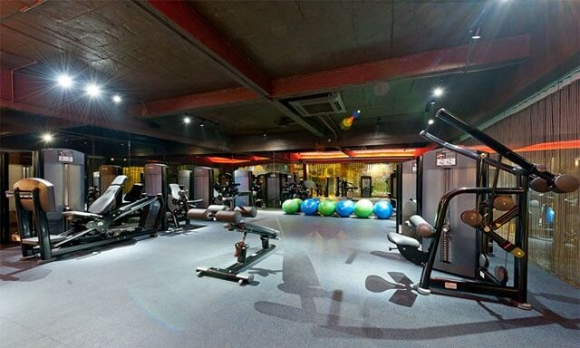 Phòng Gym Fitness World