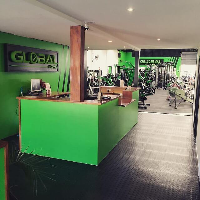 Phòng Gym quận 6 Global Gym