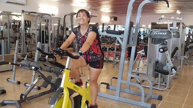 Phòng Gym Quang Minh Gym & Fitness