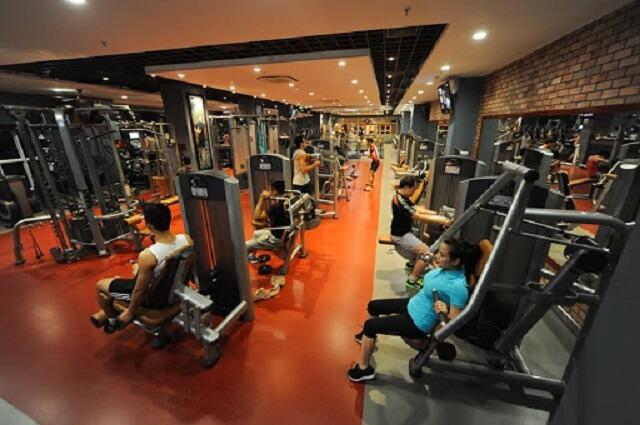 Phòng Gym Star Fitness cũng là một trong những phòng tập gym khá quen thuộc
