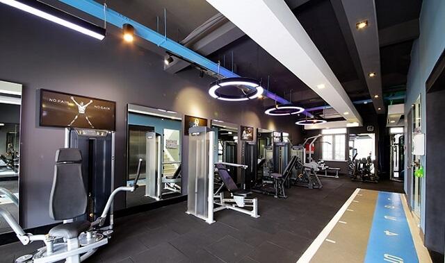 Phòng gym quận 7 - Fast2Fit