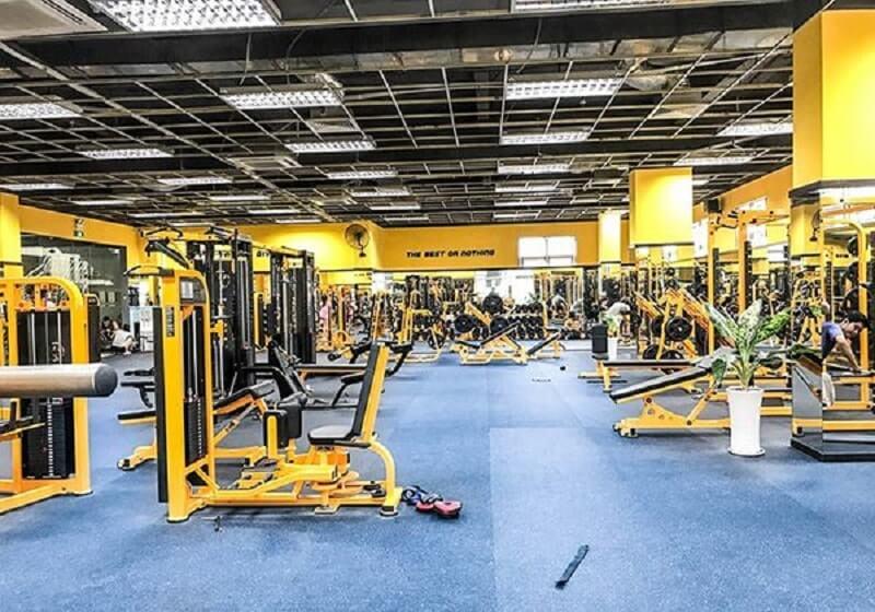 Phòng tập Advance Fitness & Gym
