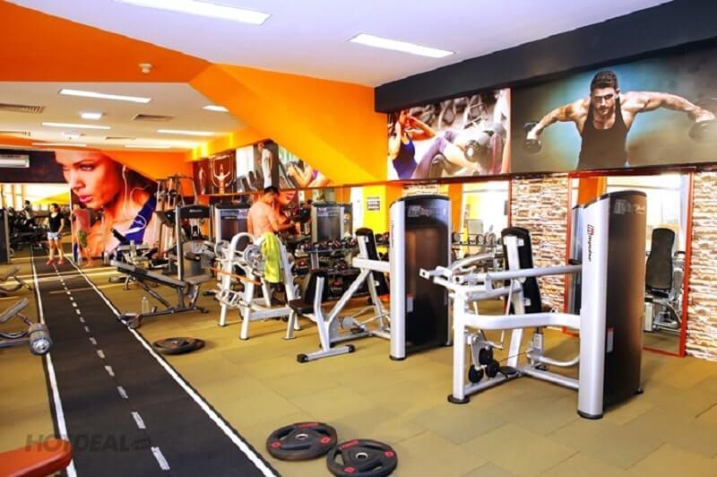Phòng tập Aviation Gym