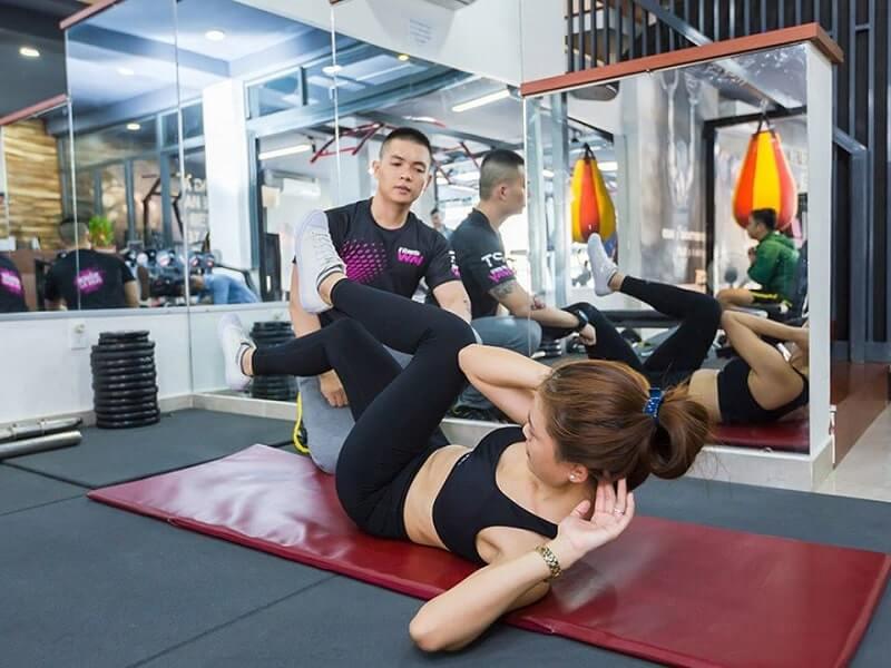 Phòng tập Fitness Way