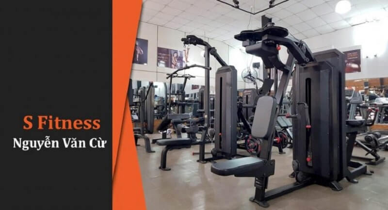 Phòng tập Gym S Fitness