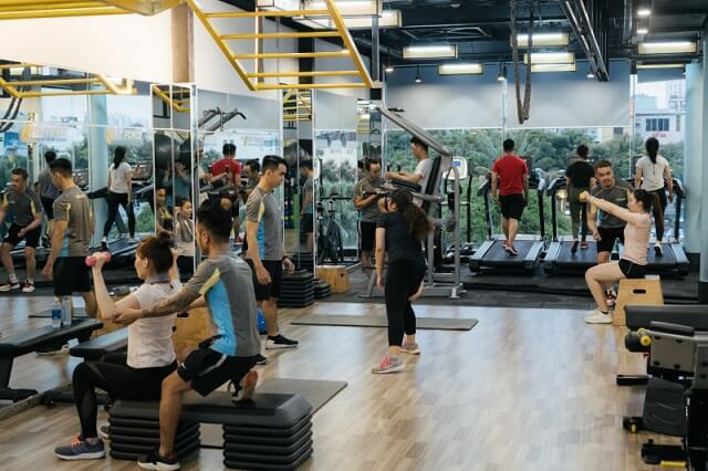 Phòng tập Gym quận 1 Fit Force Fitness & Yoga