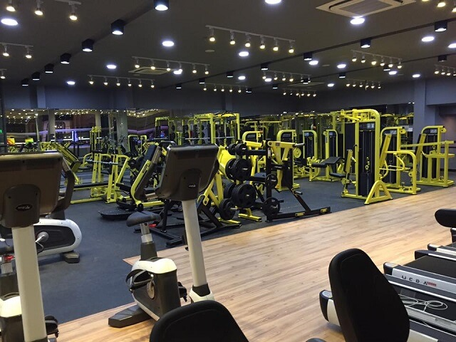 Phòng tập Gym Advance Fitness & Gym