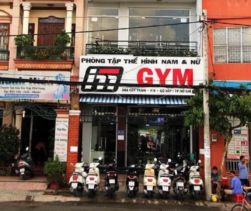 Phòng tập IM GYM