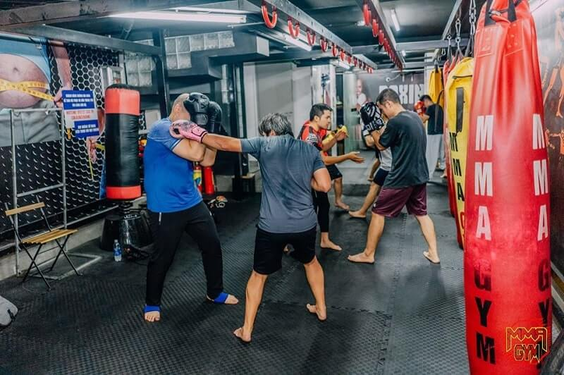 Phòng tập MMA Gym