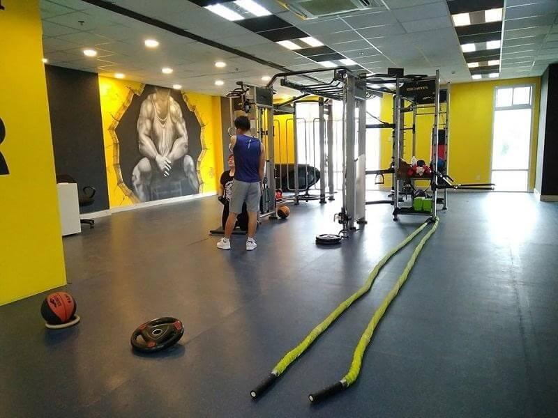 Phòng tập P Gym & Yoga