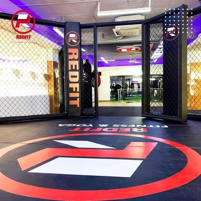 Phòng tập RedFit Fitness & Yoga