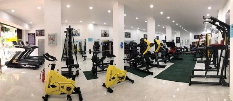 Phòng tập The Gym