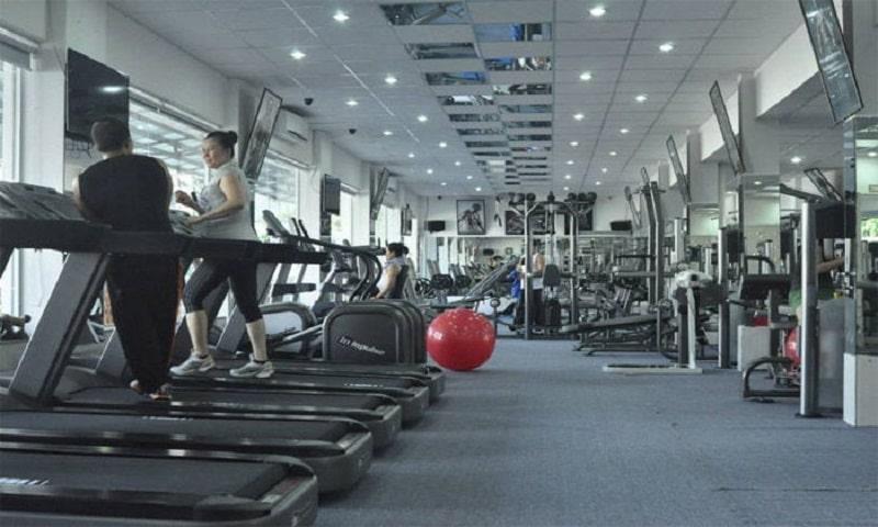 Phòng tập Tiến Phương Gym