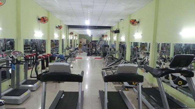 Phòng tập Việt Gym