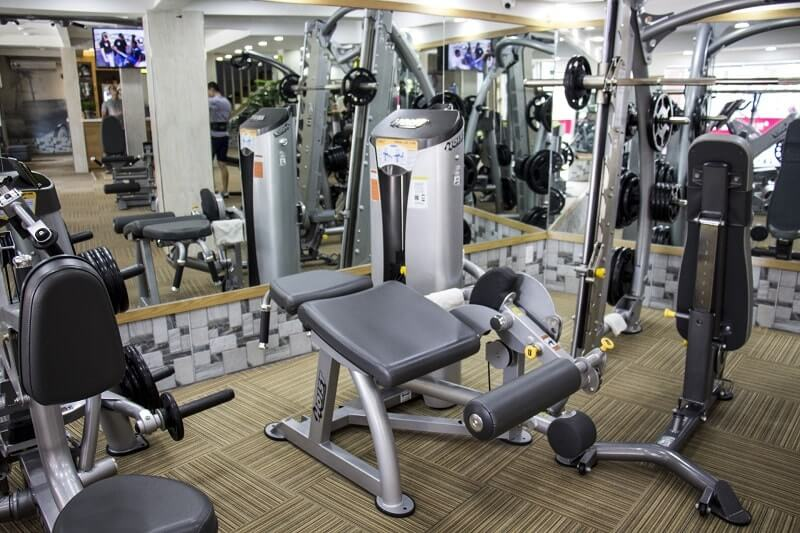 Phòng tập Yap Gym & Yoga