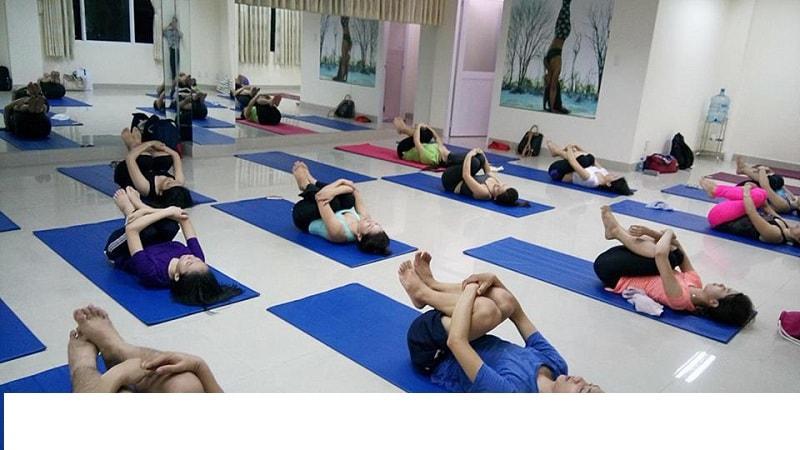 Phòng tập Zen Yoga