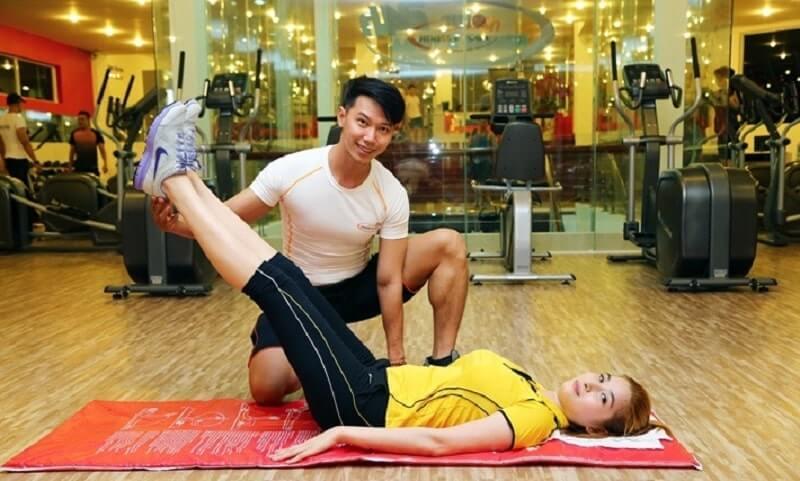 Phòng tập gym Club24h Fitness & Yoga