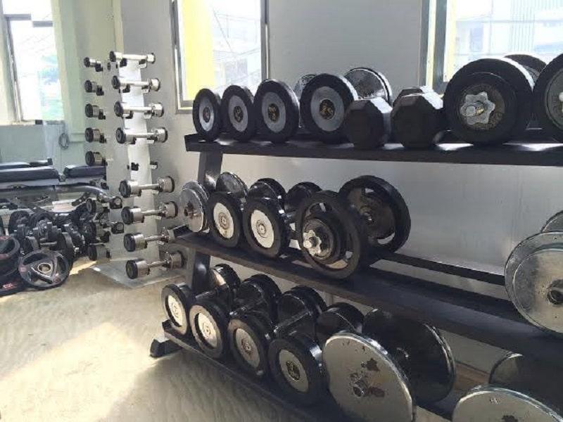 Phòng tập gym Sportland Club