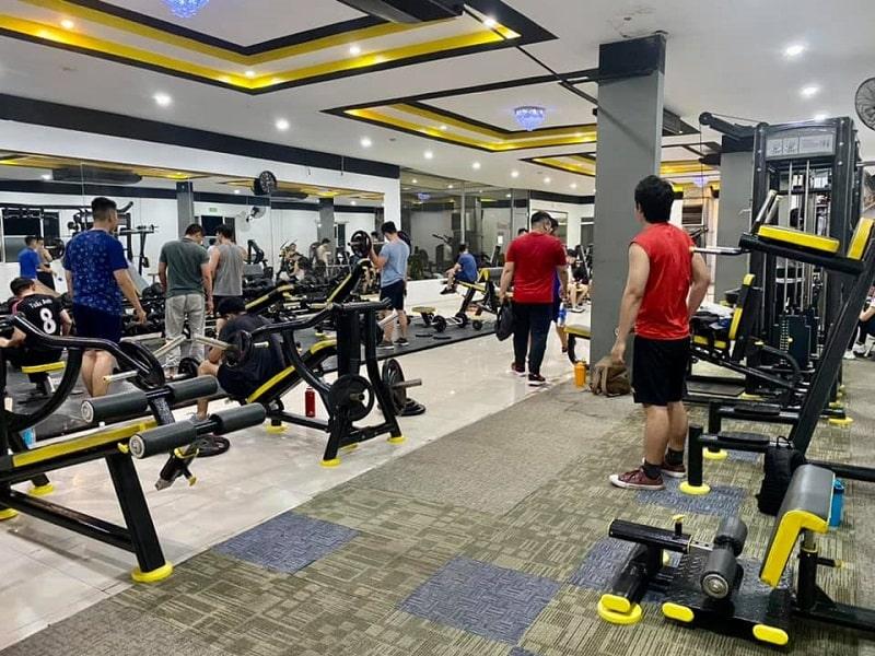 Phòng tập gym Tài Nguyên nằm tại quận Tân Phú vẫn còn một hạn chế nho nhỏ