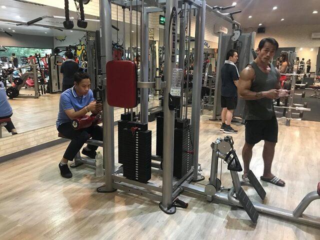 TQK Fitness Center
