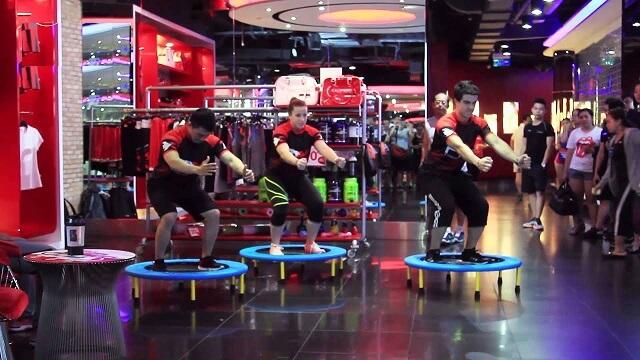 Tại California Fitness & Yoga Center bạn có thể được luyện tập dưới sự hướng dẫn của những huấn luyện viên hàng đầu