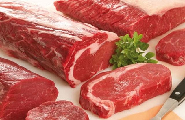 Thịt bò rất giàu protein cần thiết cho dân gym