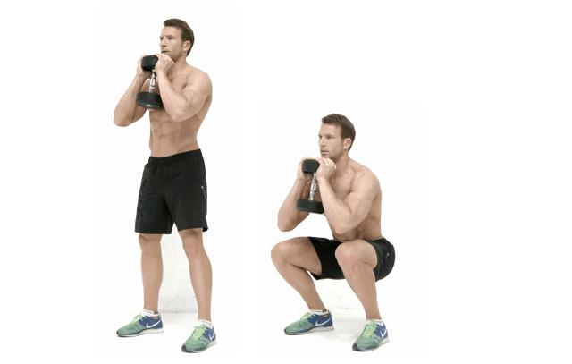 Thực hiện đúng động tác để cơ thể được khỏe mạnh
