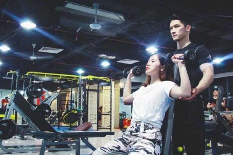 Trung tâm AE Fitness Chùa Bộc