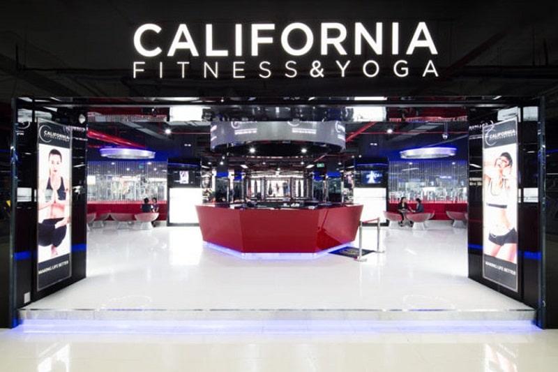 Trung tâm California Fitness & Yoga
