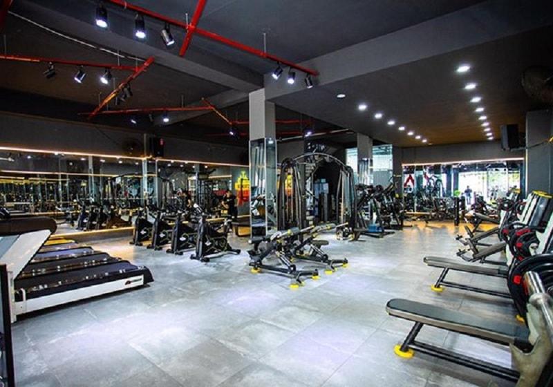Trung tâm Fitness & Yoga